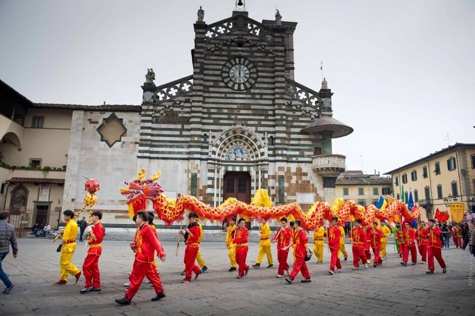 chinese new year in prato