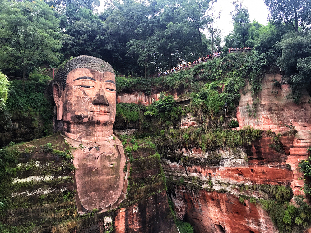 Leshan Grand Buddha (14)